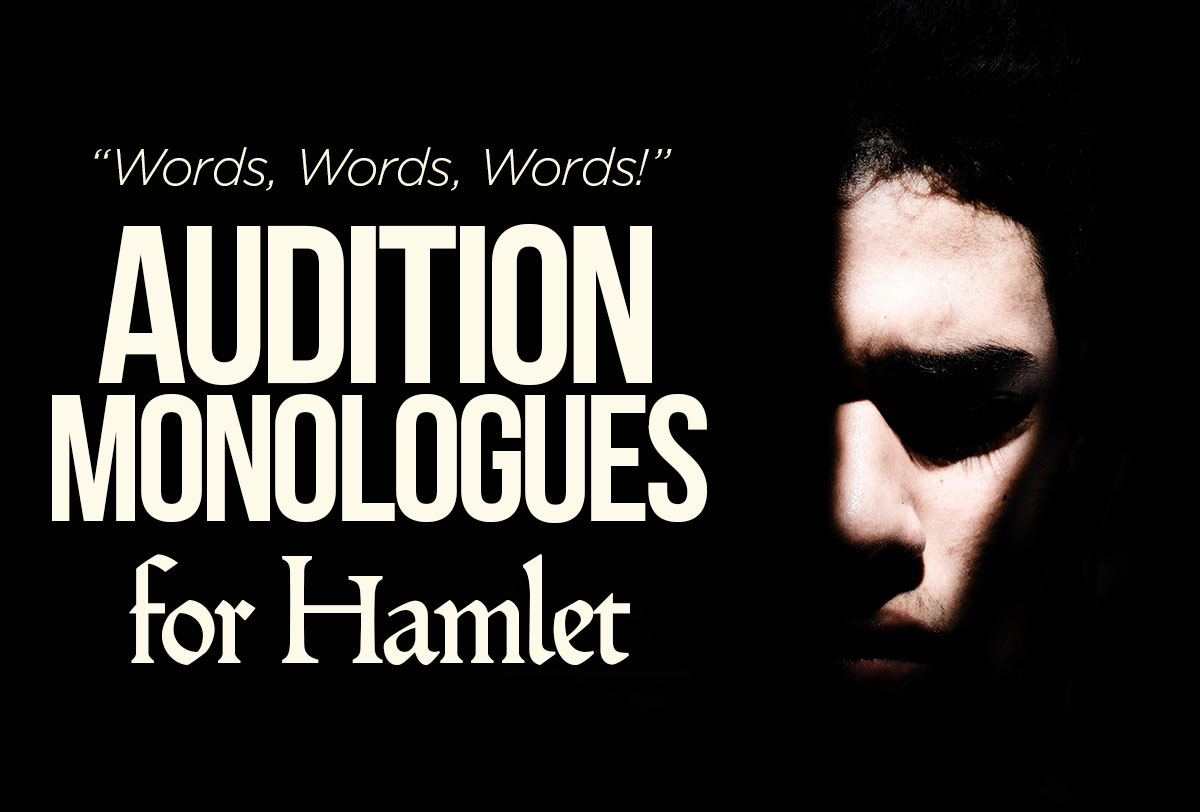 """""""Words_ Words_ Words!"""" Audition Monologues for Hamlet-RecoveredMetadata"""